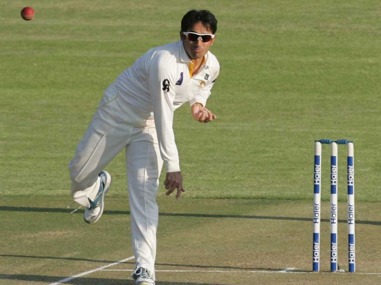 Saeed Ajmal: Five wickets in two Test matches