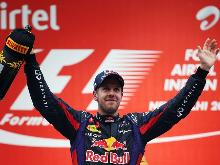 Sebastian Vettel: Four-time world champion is 11/8 to make it five in 2014