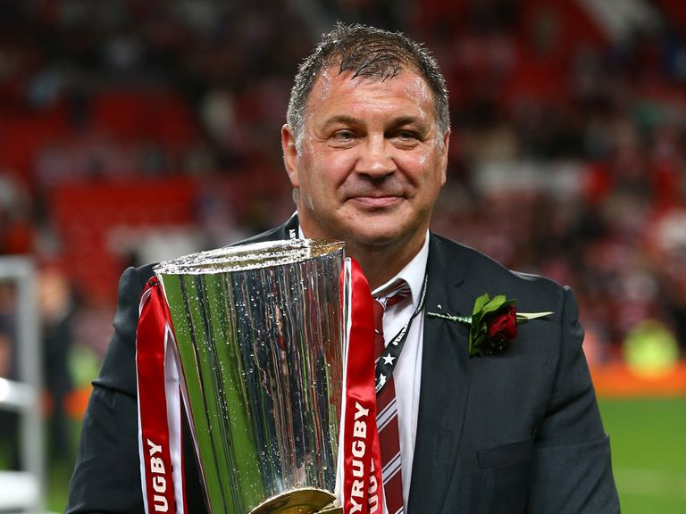 Wane: Happy to face Huddersfield in their opener