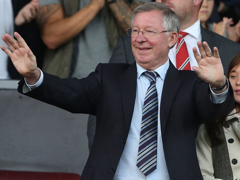 Sir Alex Ferguson: Staying at United was the right thing to do