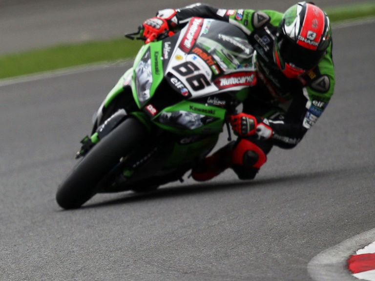 Tom Sykes: World Superbike Championship winner