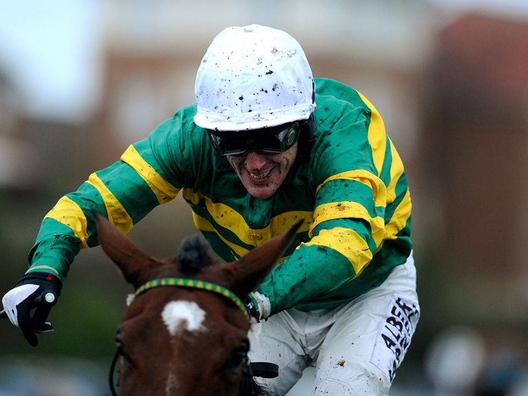 AP McCoy: Heads to Stratford on Thursday