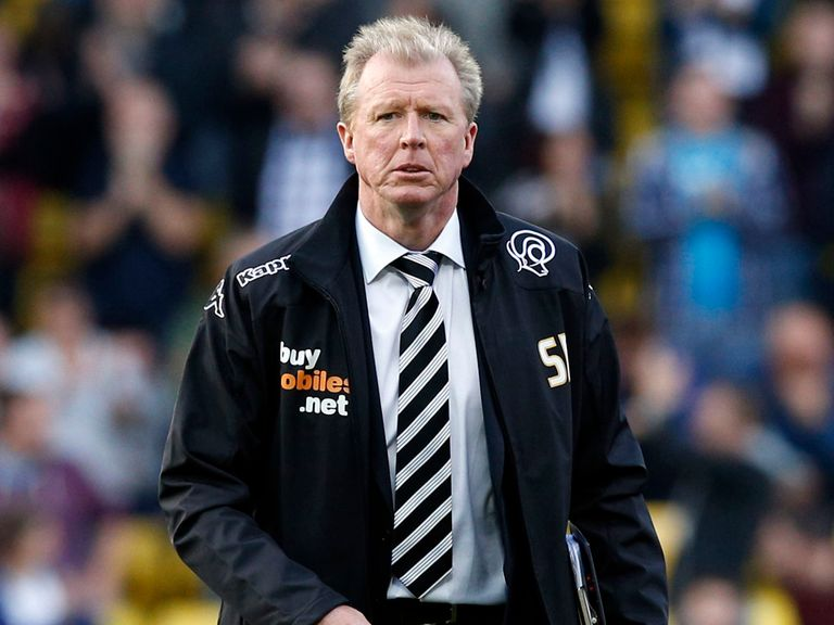 Steve McClaren's in-form Derby travel to Wigan on Sunday