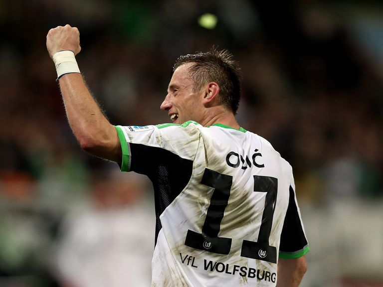 Ivica Olic: Could be Stoke-bound