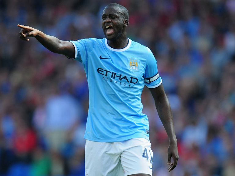 Yaya Toure: Remains fully committed to the Manchester City cause
