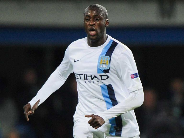 Yaya Toure: Will meet Jeffrey Webb