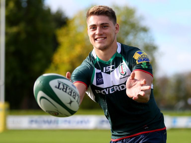 James O'Connor: Will leave the Exiles at the end of the season
