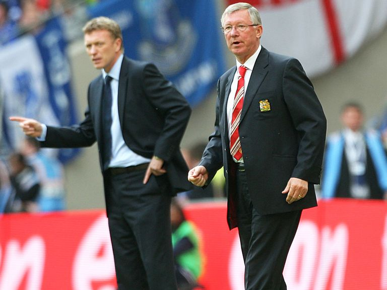 David Moyes: Backed by predecesor Sir Alex Ferguson
