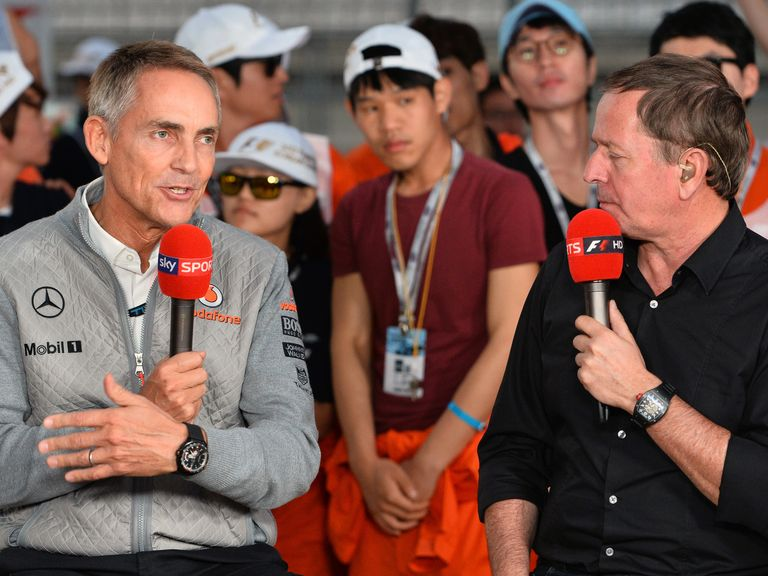 Martin Whitmarsh: Determined to see McLaren bounce back in 2014