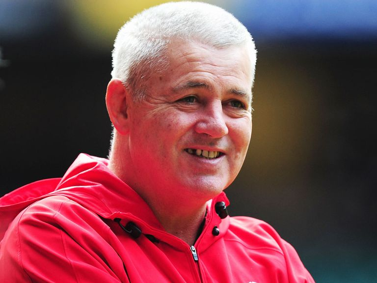 Warren Gatland: Knows his side must beat France
