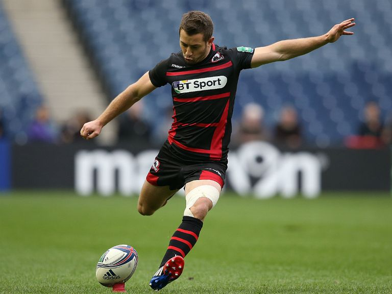 Greig Laidlaw: On the move to Gloucester