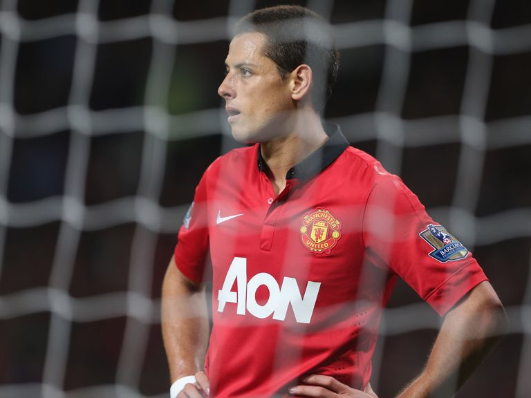Javier Hernandez: Speculation over his Manchester United future