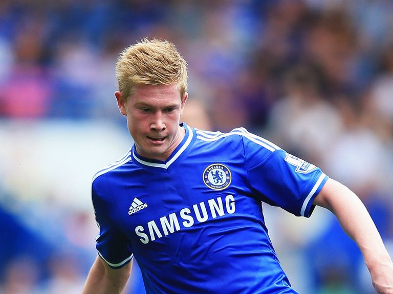 Kevin De Bruyne: Has been linked with Chelsea exit