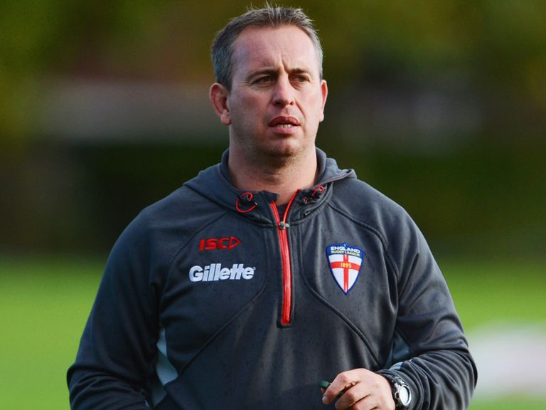 Steve McNamara: Happy with his England squad