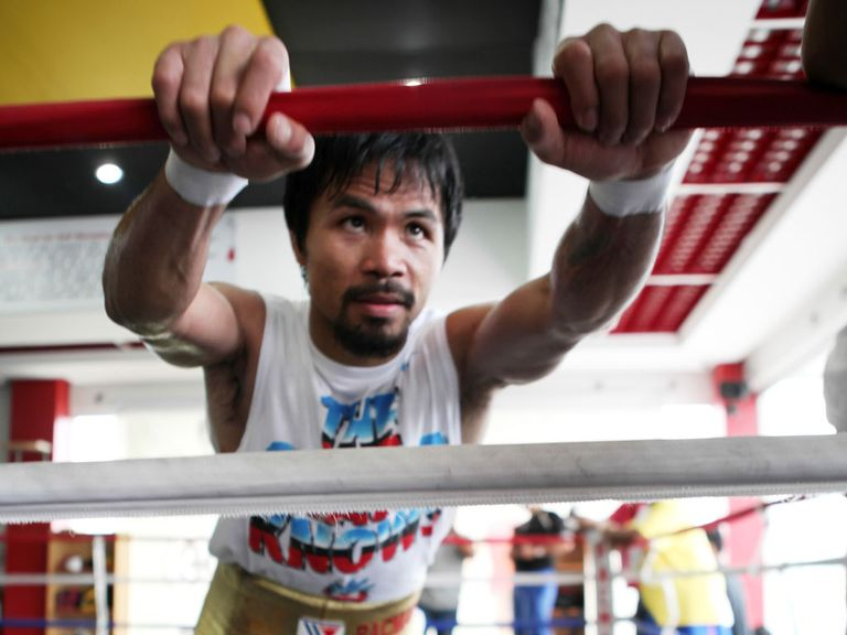 Manny Pacquiao: No distractions ahead of Rios clash