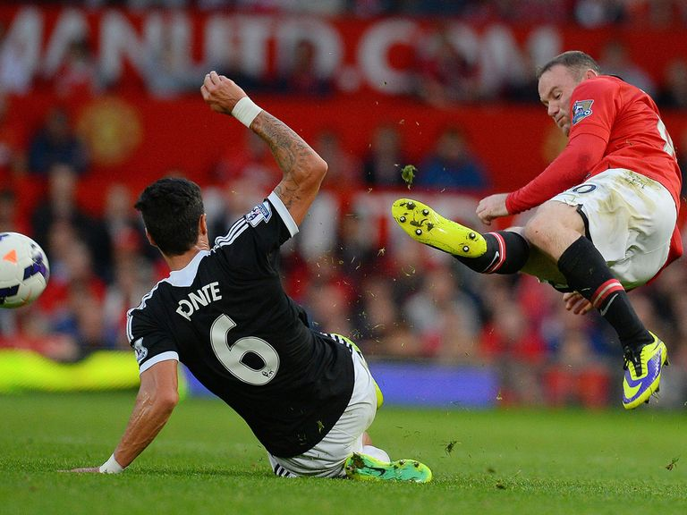 Wayne Rooney: Talk about his Manchester United future