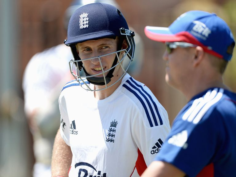 Joe Root: Determined to improve