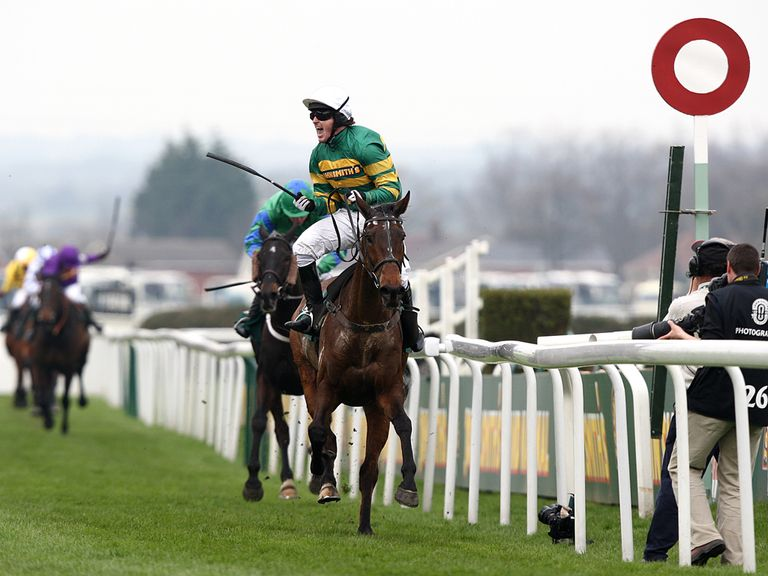 Don't Push It: AP McCoy's National winner