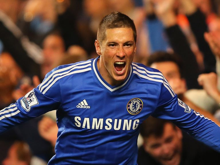 Torres: Priceless winner for new title favourites Chelsea