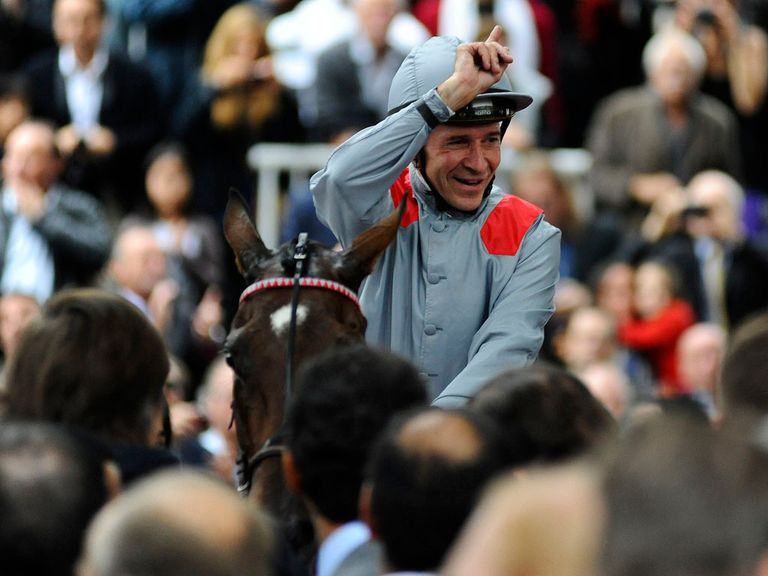 Treve: Astonishing win in the Arc