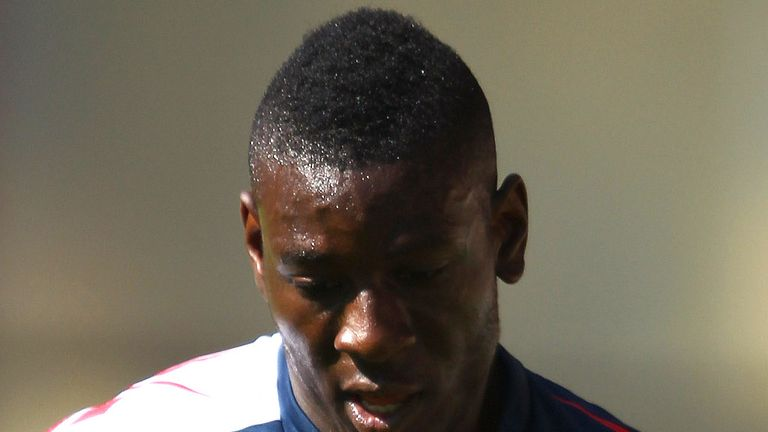 Tope Obadeyi: Headed home the equaliser