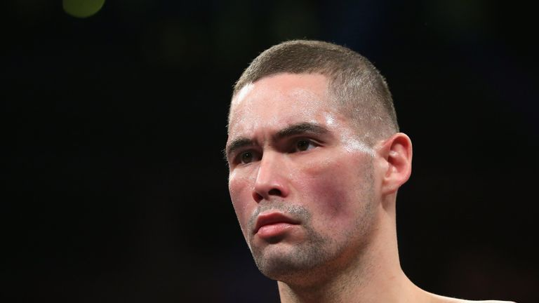 Steely eyed: can a focussed Bellew pluck Stevenson's belt?