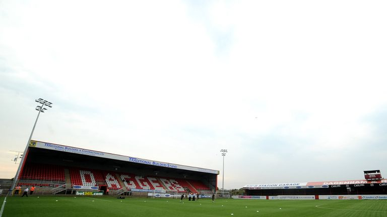 Victoria Road: Home to the Daggers