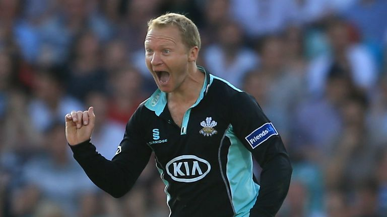 Gareth Batty: Surrey spinner looking forward to Graeme Smith's return as captain