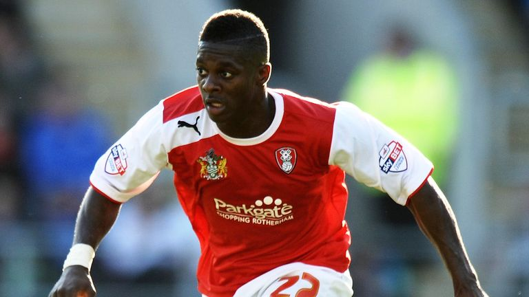 Kieran Agard: Still an option for Bristol City
