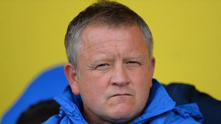 Chris Wilder: Has not quit Oxford role