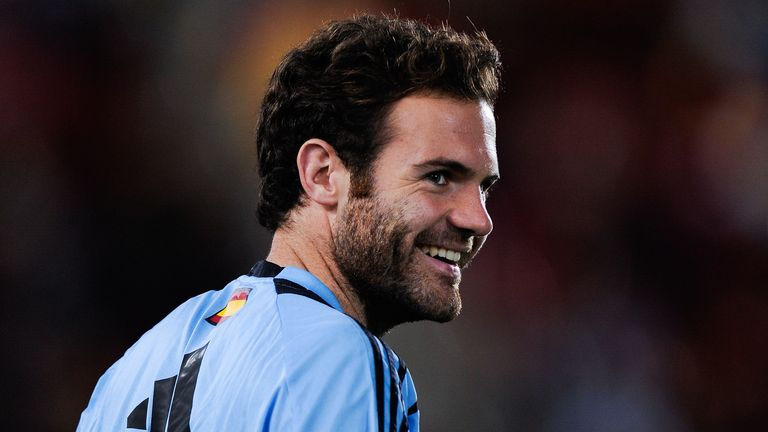 Mata: struggled to omit star names from his #One2Eleven