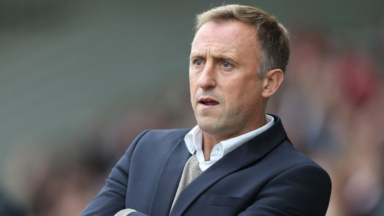 Mark Yates: Saw his side humbled