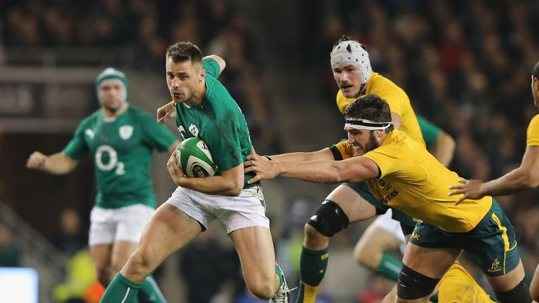 Tommy Bowe: Ireland wing hopeful of a shock success