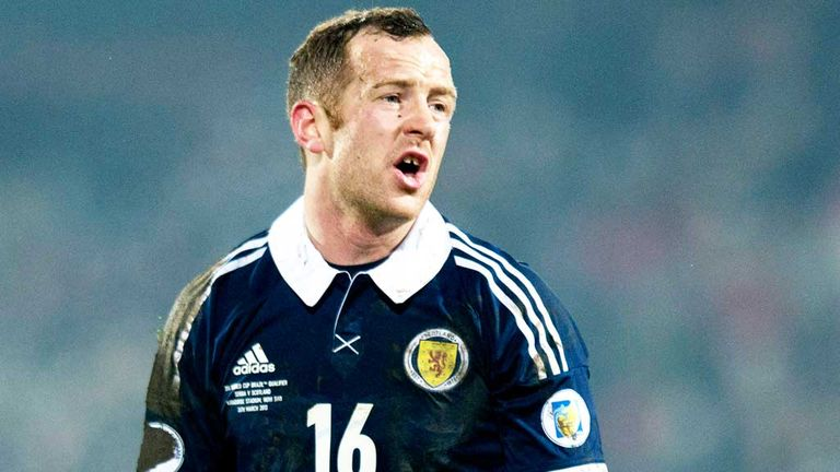 Charlie Adam: Expects Scotland to perform well against USA