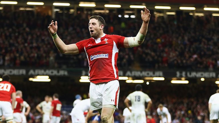 Alex Cuthbert: Starts on the wing for Wales against Australia on Saturday
