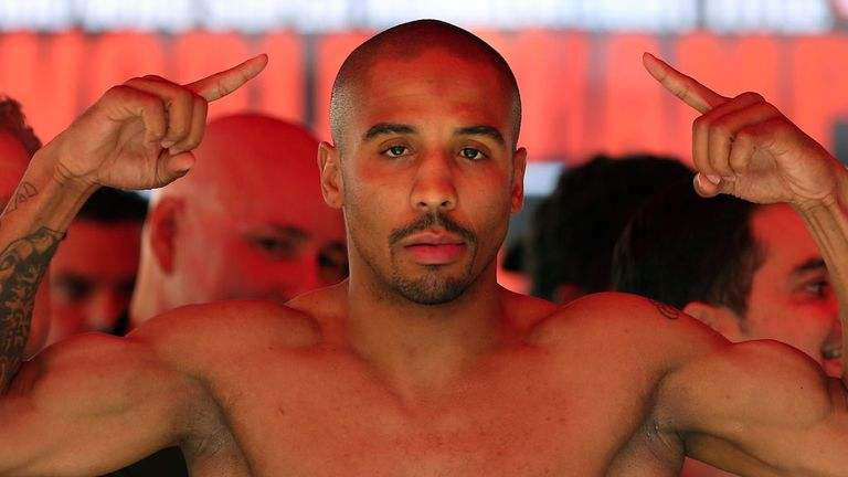 Andre Ward: WBA super middleweight champion