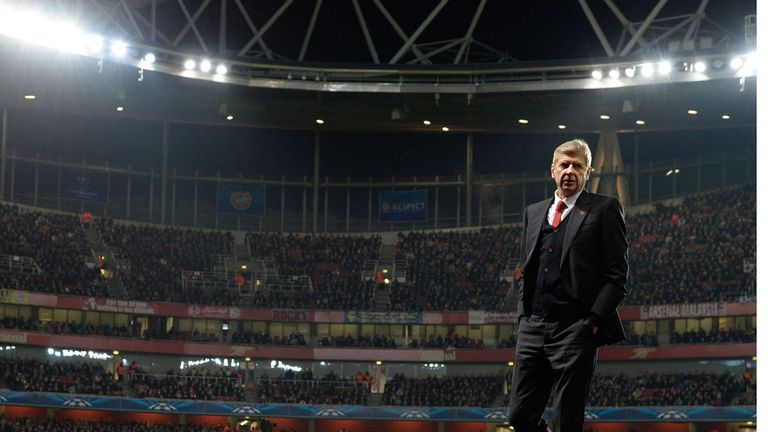 Arsene Wenger: The Arsenal manager is relaxed about delays in signing a contract extension