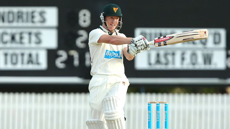 George Bailey: Averages almost 55 in one-day cricket