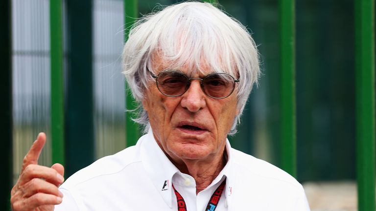 Bernie Ecclestone: Waiting for a verdict on his bid for the German circuit