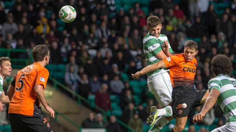 Charlie Mulgrew: Heads Hoops level in the dying seconds