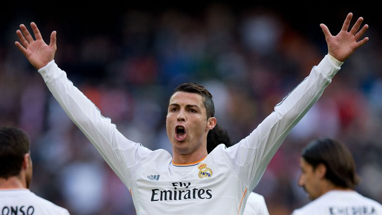 Cristiano Ronaldo: PSG were unable to convince him to leave Real Madrid