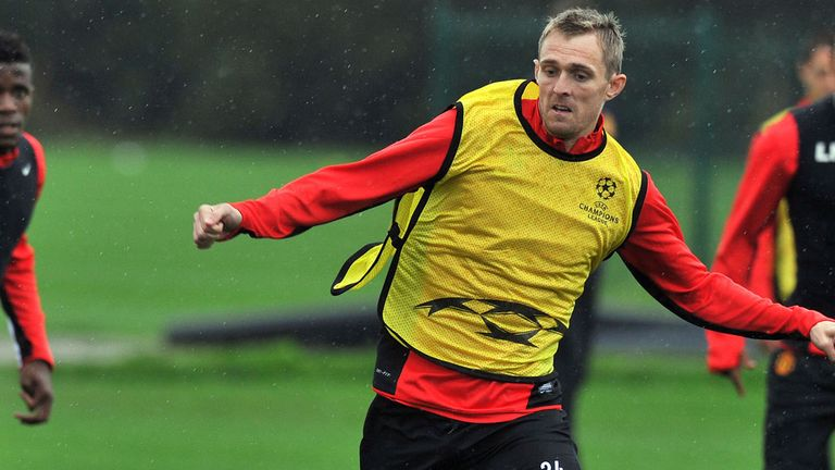 Darren Fletcher: Tipped for a return to the top level by former team-mate