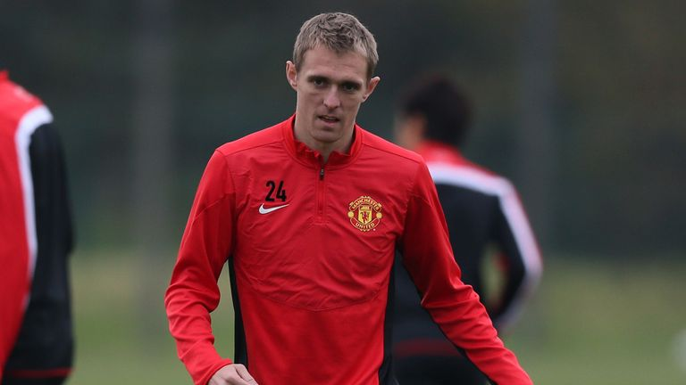 Darren Fletcher: Will be given as long as he needs to recover full match fitness