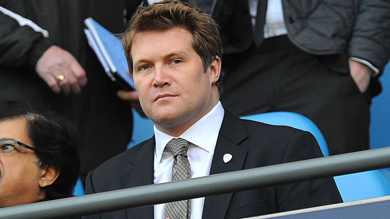 David Haigh: Has been criticised by new Leeds owner Massimo Cellino