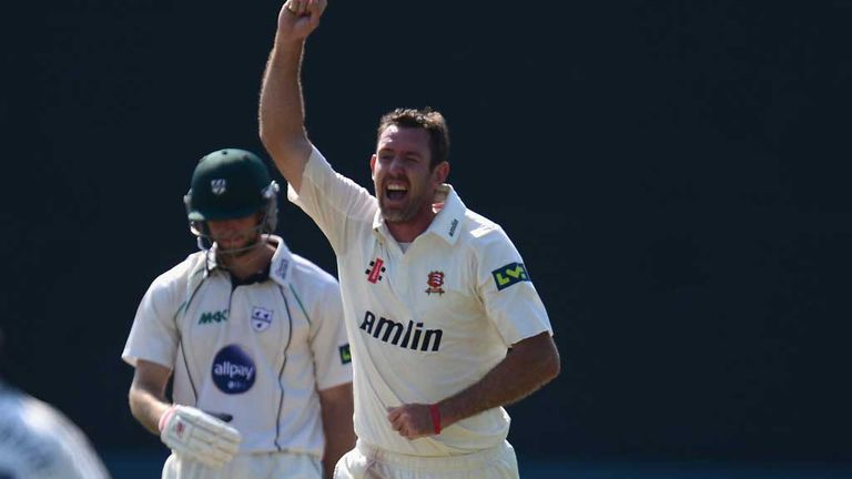 David Masters: Claimed 51 wickets in the County Championship in 2013