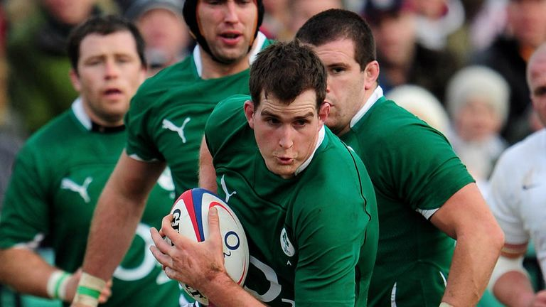 Dev Toner: Key to Ireland's plans at the set-piece