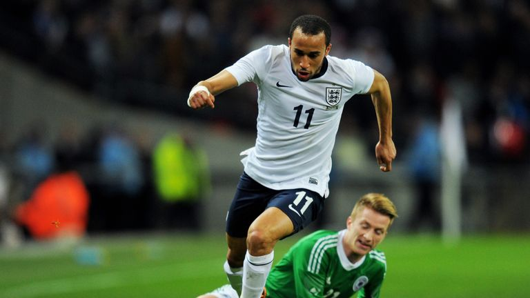 Andros Townsend: Tottenham winger hopes to make England's World Cup squad