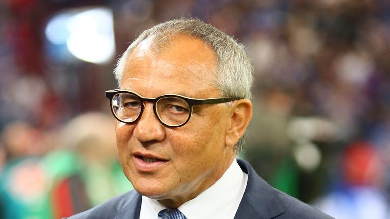Felix Magath: Eyeing new challenge at a Bundesliga outfit