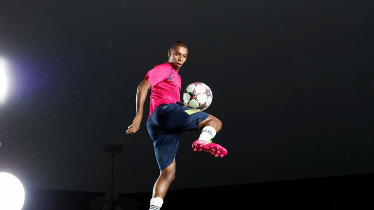 Fernandinho: 'I hope to have the happiness of winning the Champions League one day'
