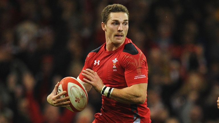 George North: Was released by Saints to play in Wales' loss against Australia on November 30